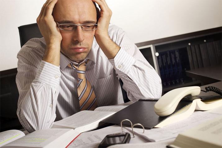 Cinco características de la gente ineficiente