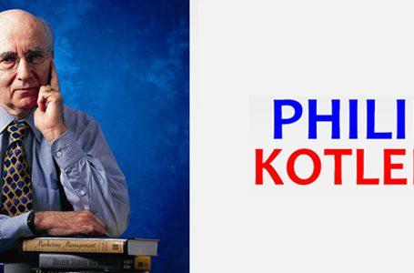 Philip Kotler, padre del Marketing moderno