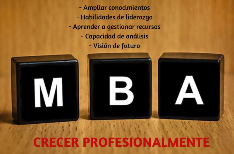 Ventajas que aporta un MBA
