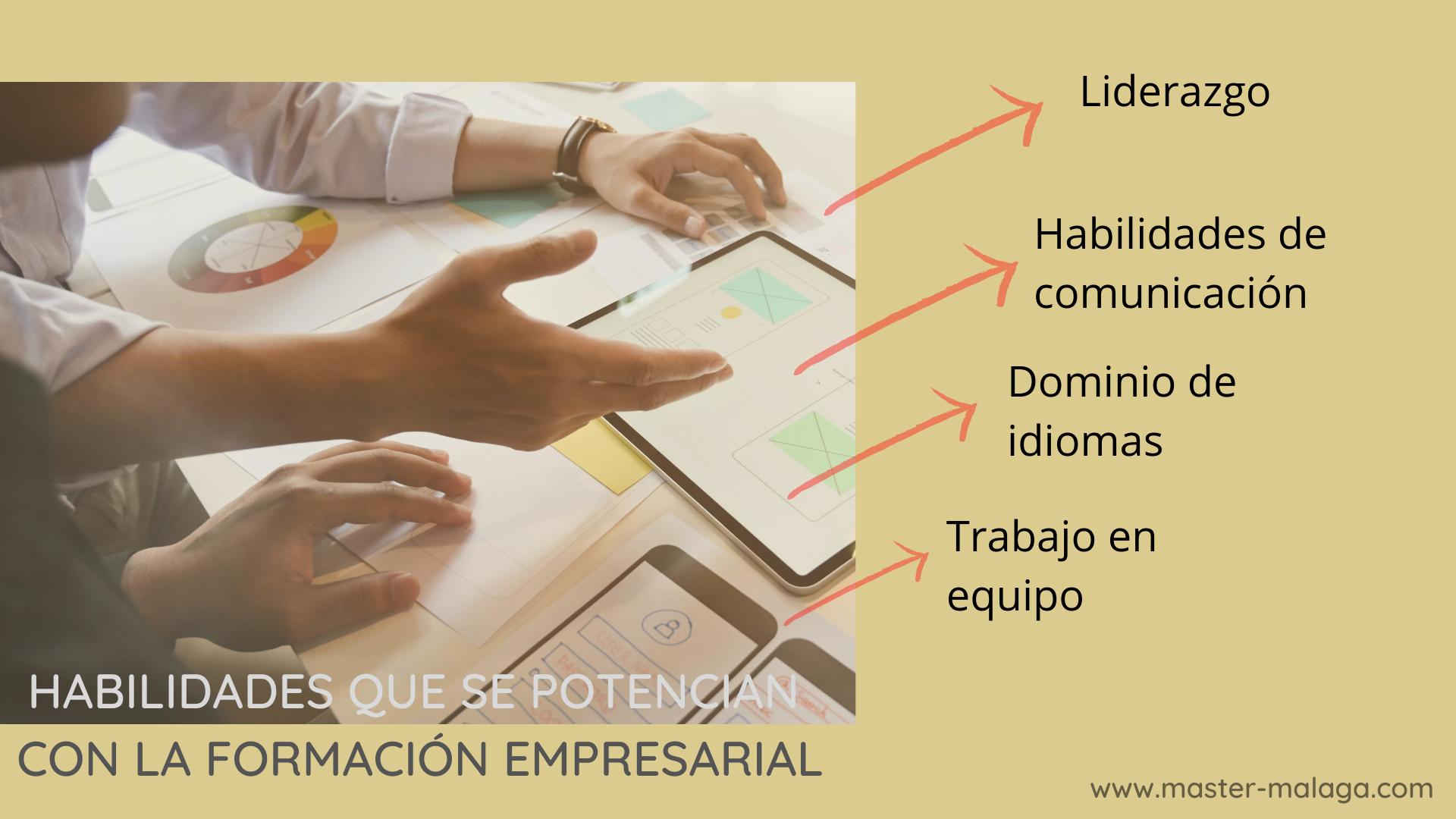 Habilidades que se potencian con la formación empresarial