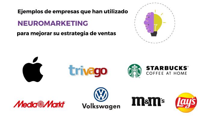 ejemplos empresas que han utilizado neuromarketing
