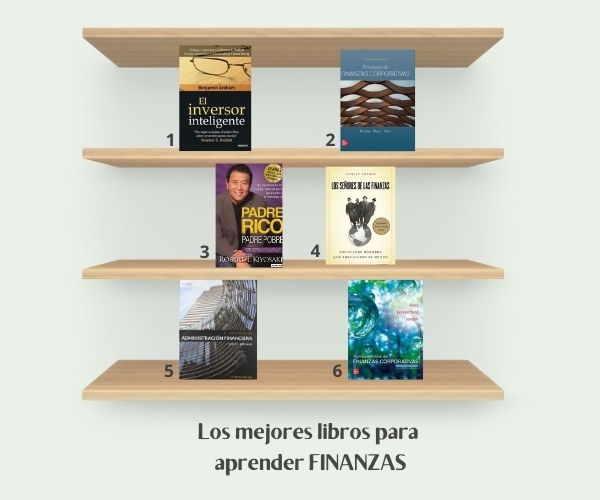 Los mejores libros para aprender Finanzas