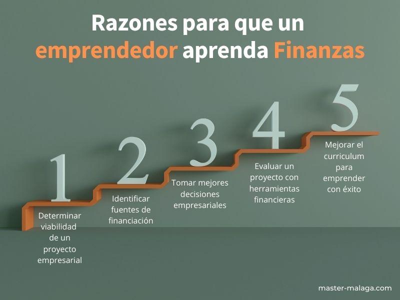 Razones para que un emprendedor aprenda_Finanzas