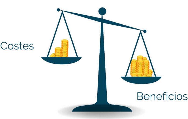 análisis coste beneficio
