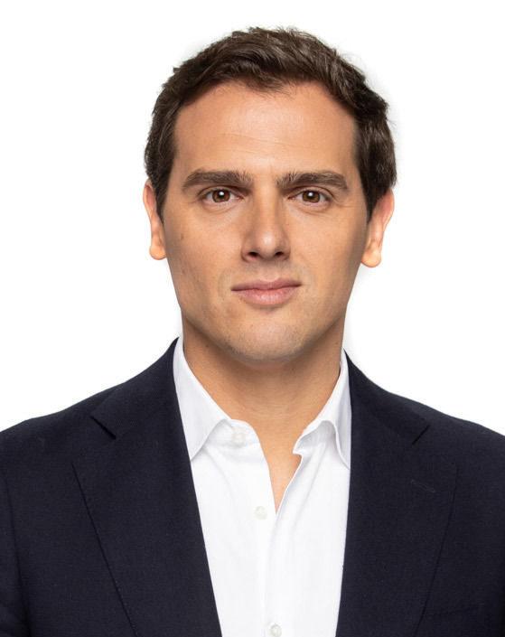 Albert Rivera - Profesor Máster MBA Málaga